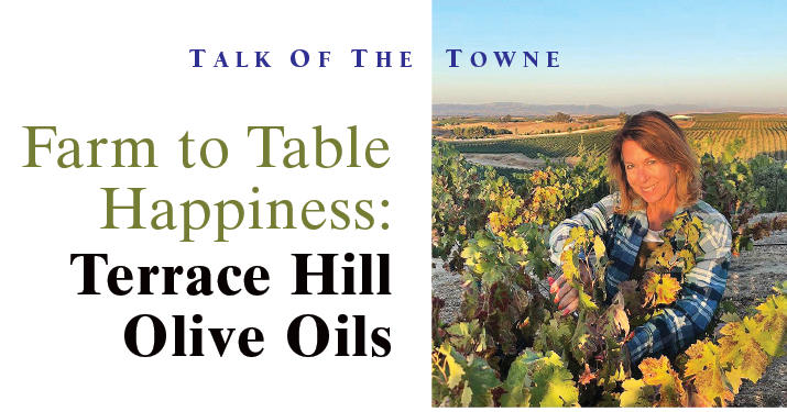 Terrace Hill Olive Oils