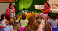 Pajama Storytime (ages 4 - 6)