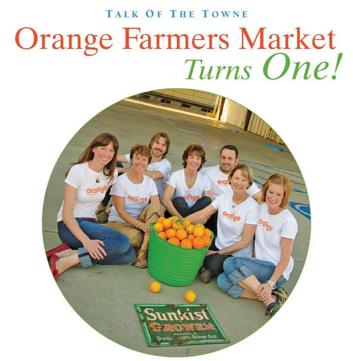 Old Towne Farmers & Artisans Market Turns One!