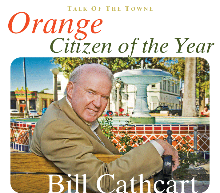 Citizen of the Year Bill Cathcart