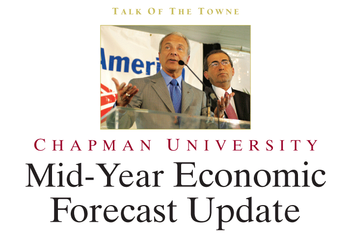 Chapman University Economic Forecast Update