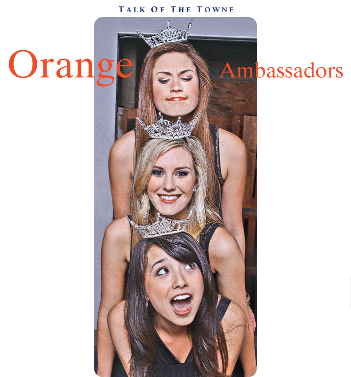 Orange Ambassadors