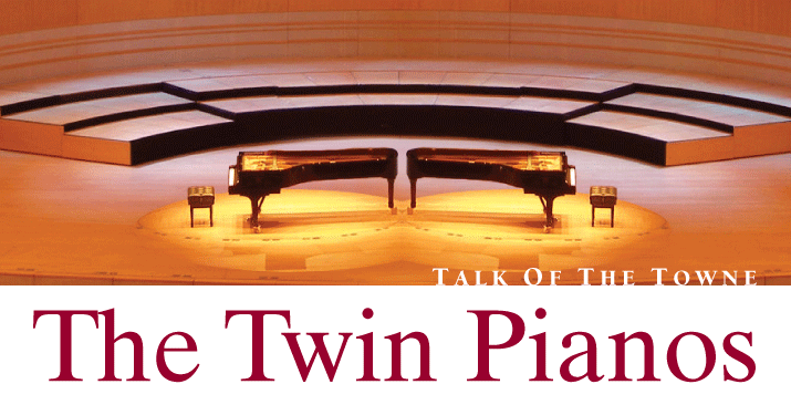 The Twin Pianos