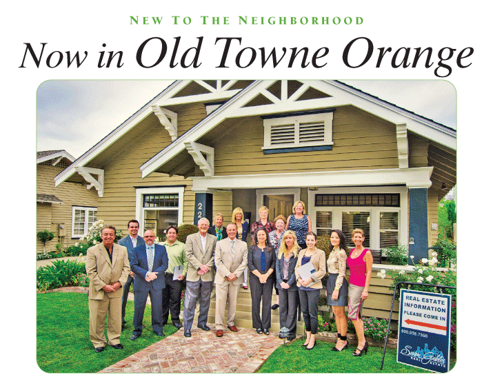 Seven Gables Real Estate in Old Towne Orange