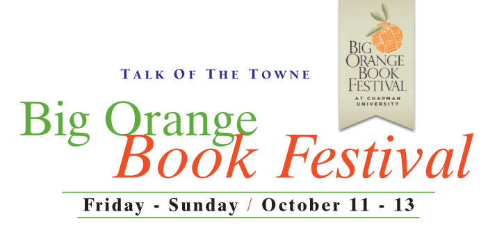 Big Orange Book Festival 2013