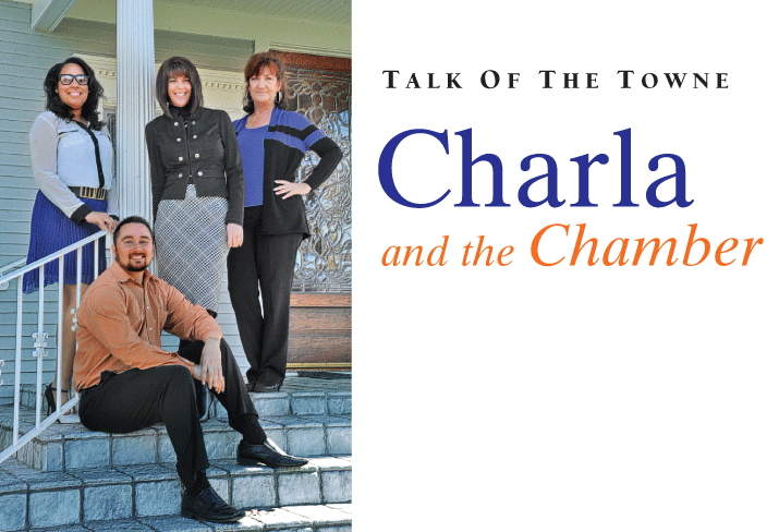 Charla and the Chamber