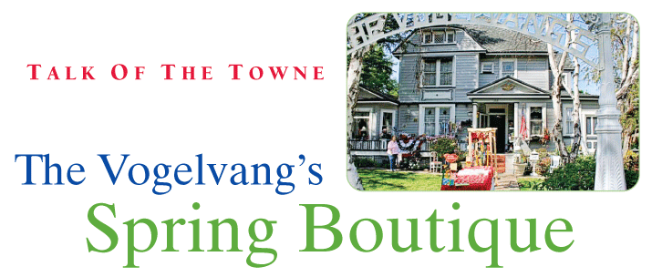 Vogelvang Annual Spring Boutique and Charity Fundraiser